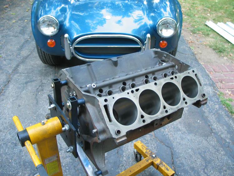 Chuck Brandt ERA #665 Engine Build